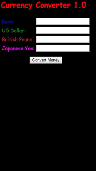 Currency Converter Xtreme