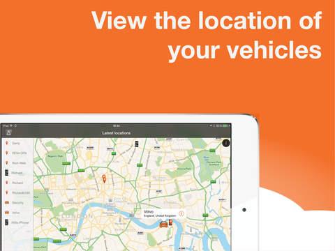 AutoAlert Tracker iPad Screenshot 2