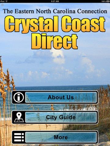 Crystal Coast Direct HD