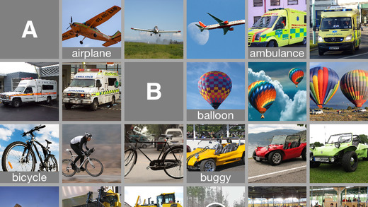 A2Z Transport Free - words about transport with pictures videos and sounds for kids