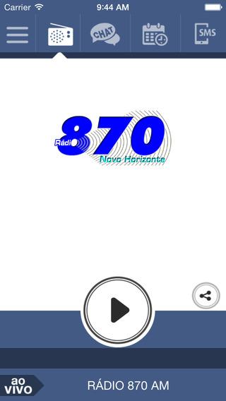 Rádio 870 AM