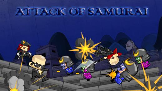 Attack of Samurai – Ninja Spy Adventure in Ancient Japan