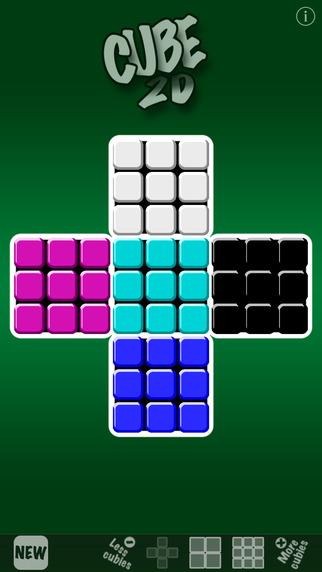 Cube TwoD