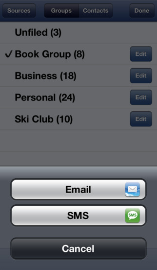 how to delete contacts on iphone 4 all at once