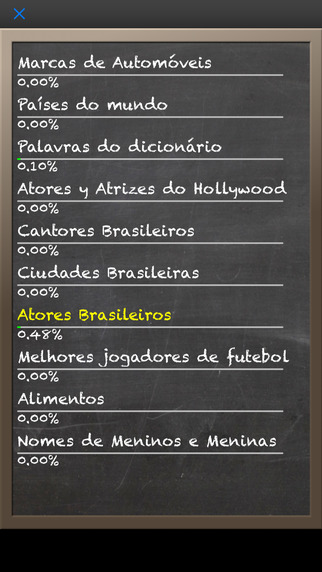 Jogo da Forca Brasileiro
