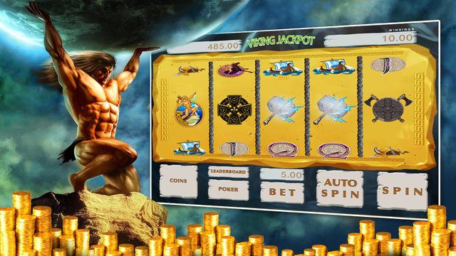 AAA Viking Slot - Treasure Gamble Game 777