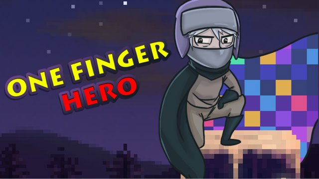 One Finger Hero