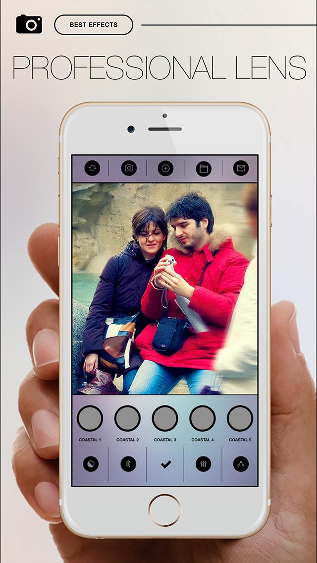 Camera fx mobile 9