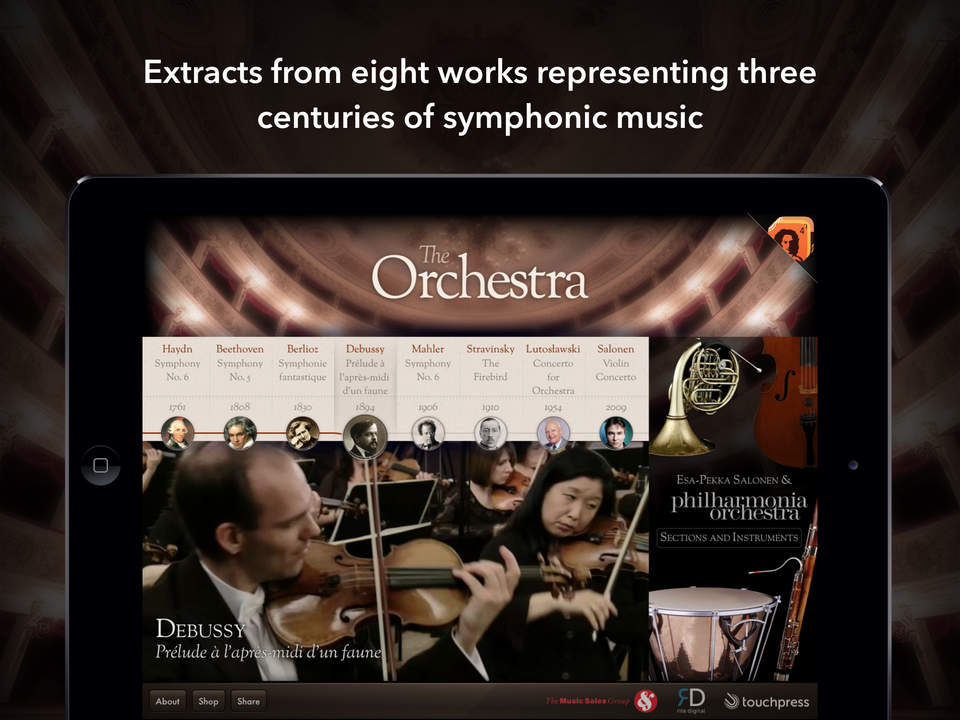 Music Maestro please…  3 Orchestra Apps for iPhone / iPad (via @iphoneness)
