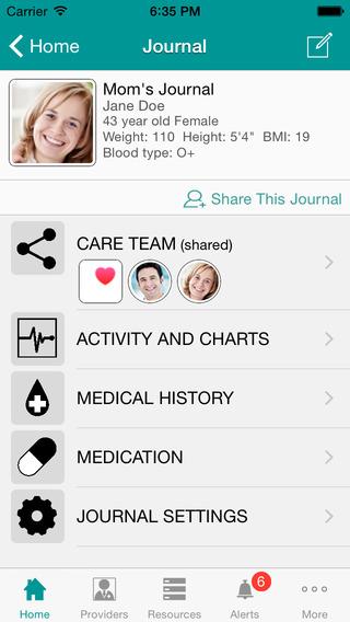 Shared Med Journal|玩健康App免費|玩APPs