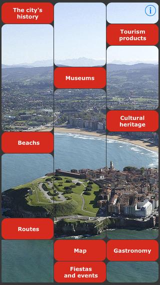 Pocket Gijón Guide