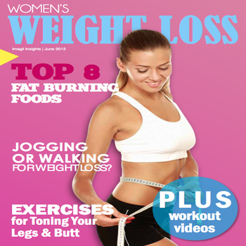 Women's Weight Loss Workouts Secrets Magazine 健康 LOGO-玩APPs