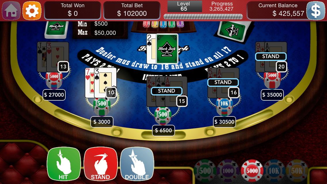 Blackjack 57
