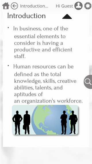 Learn Project HR and Quality Management by GoLearningBus