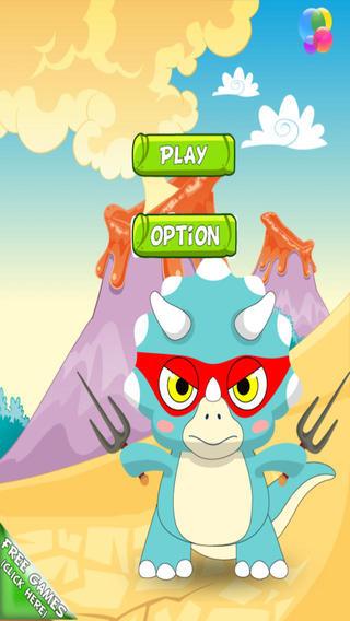 Ninja Dino Jump - Mutant Sky Hop- Pro