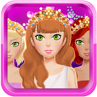 Dress Up Games For Girls Kids Free Fun Beauty Salon With Fashion Spa Makeover Make Up On The