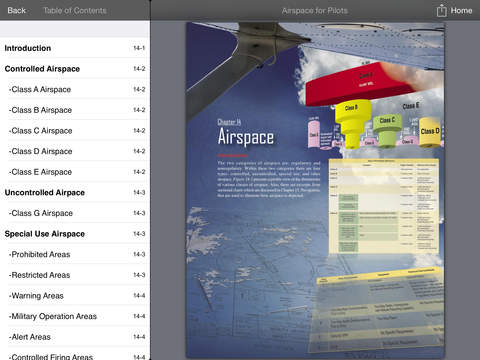 Airspace Review iPad Screenshot 3