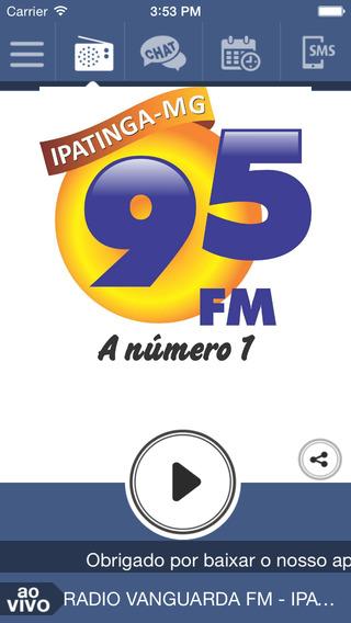 Rádio Vanguarda FM - Ipatinga