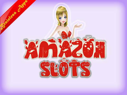 AA Amazon Jungle Slots Machine