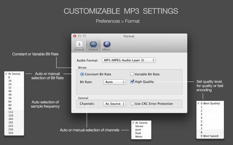 MIDI To MP3 Screenshot - 2