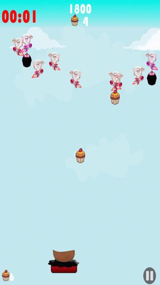 Amazing Cupcake Bakery Pro - Fun Icing Drop Puzzle Game
