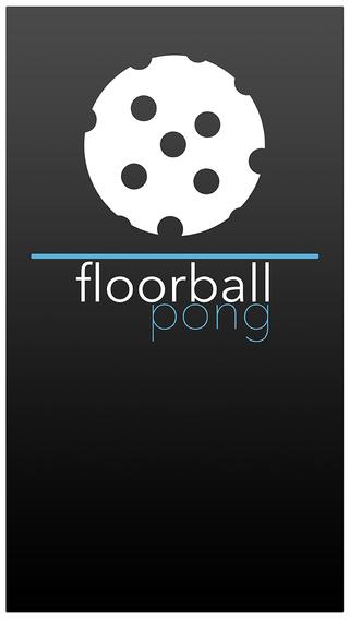 Floorball Pong