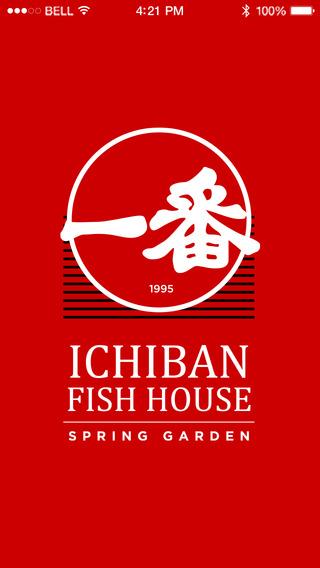 ICHIBAN Spring Garden