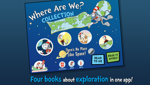 Where Are We Learning Library Collection Dr. Seuss Cat in the Hat