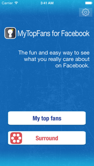MyTopFans - Find out your fans on the social network