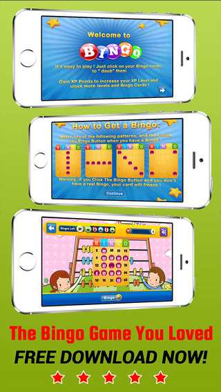 BINGO CASH RUSH - Play Online Casino and Gambling Card Game for FREE