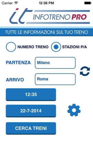 Infotreno Pro