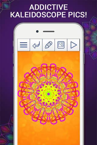 Magic Kaleidoscope Pro – It's A Wonderful World screenshot 2