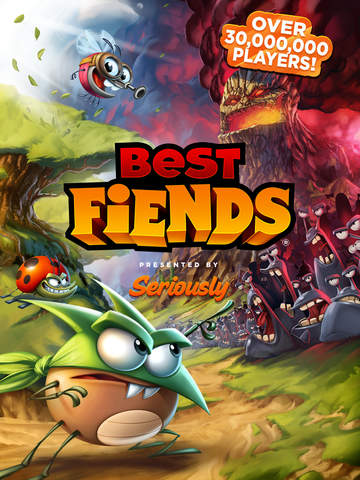 Best Fiends Screenshots