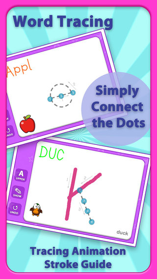 AWE - Words Tracing Spelling Combo