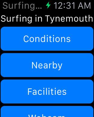 Surfing in Tynemouth iPhone Screenshot 5