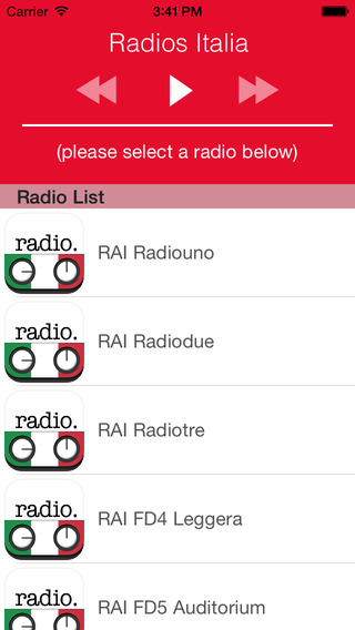 Radio Italia - Online Radio italiano FREE IT