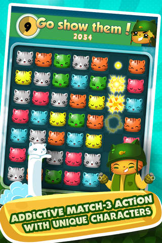 Combi Cats - Cat-Matching Fun for the Whole Family screenshot 2