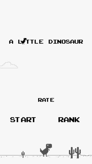 Little Dinosaur Game