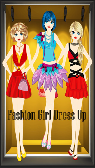 Fashion Girls game