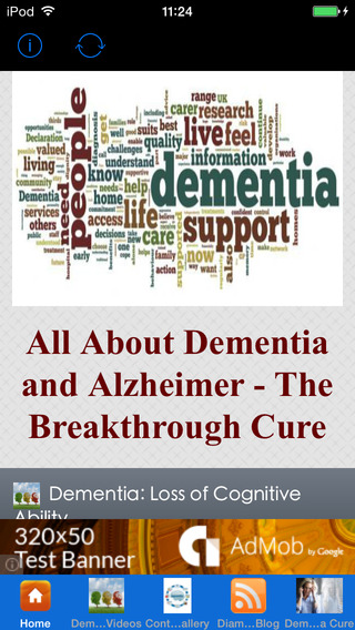 All About Dementia and Alzheimer