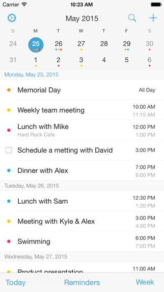 OnTop: Calendar Reminders - Simple Time Manager
