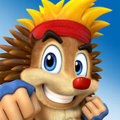Crazy Hedgy – Beat 'em up 3D Platformer [iOS]