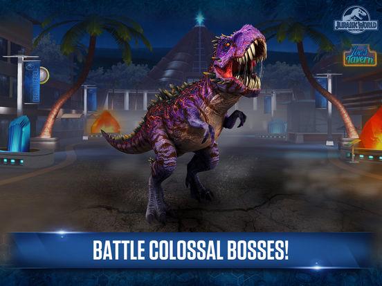 Jurassic World™: The Gamescreeshot 5
