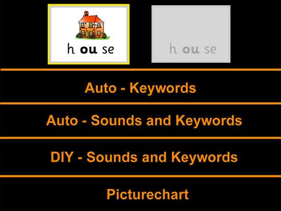 English Keywords 120 iPad Screenshot 2