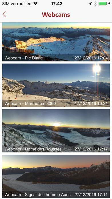 Alpe d'Huez iPhone Screenshot 4