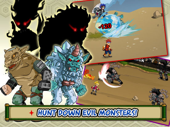 Ninja Saga screenshot 10