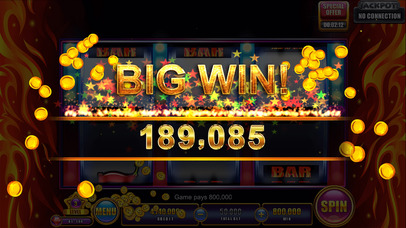 Screenshot 4 Free Slot Machine Casino of the Real Vegas Wolf