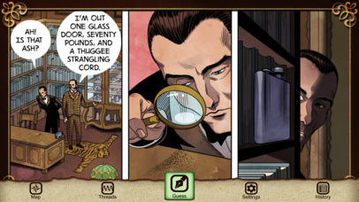 Sherlock Holmes: The Last Breath (Ink Spotters) screenshot 2