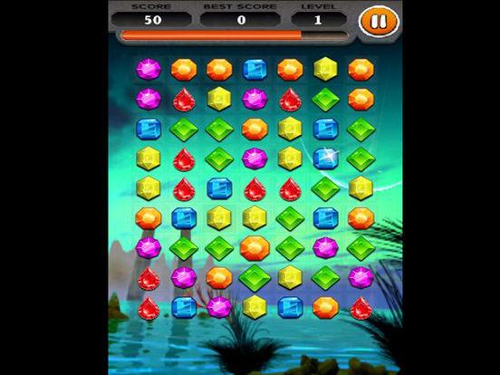 Crush Jewels Frenzy screenshot 10