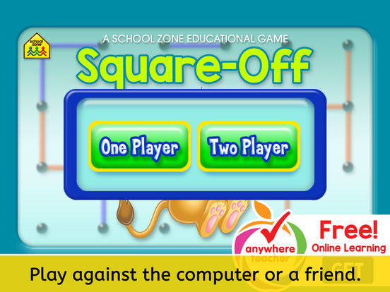 Square-Off Game iPad Screenshot 2